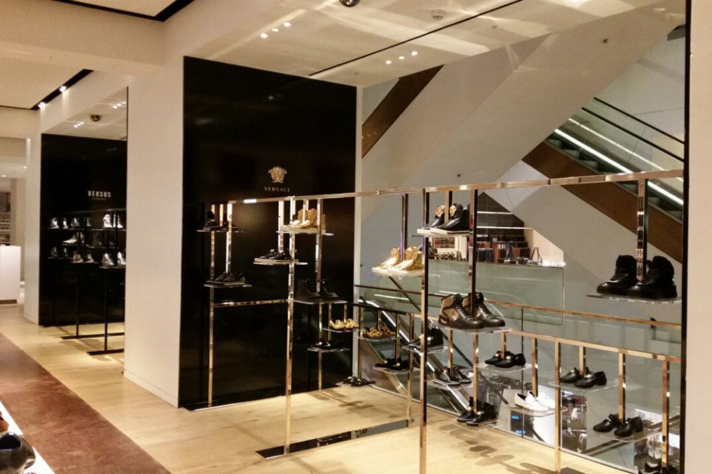 Versace Shoes Londra